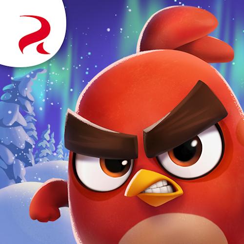 Angry Birds Dream Blast - Toon Bird Bubble Puzzle  [Mod] 1.27.1 mod