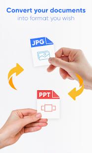PDF Converter, PDF to WORD, JPG, WPS, Office Tools