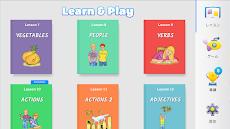 ゲームで学ぶ子供英語のおすすめ画像1