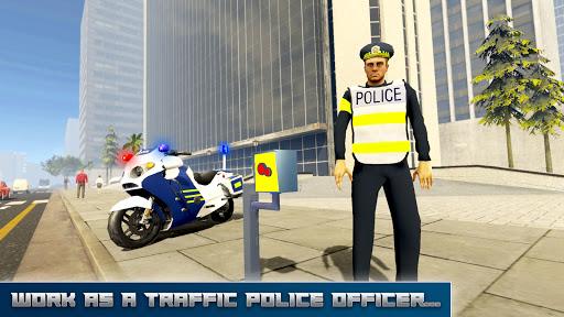 Traffic Police Simulator - Traffic Cop Games Apkfinish screenshots 15