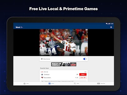 NFL Live Stream Apk Lastest Version 2021** 19