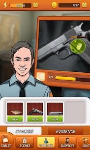Crime Files MOD APK (Unlimited Energy) 3