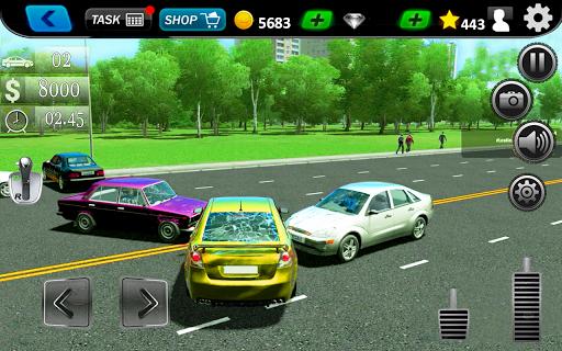 Modern Car Wash: Car Mechanic & Car Parking Games 0.5 screenshots 7