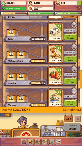 Idle Tycoon: Shopkeepers 1.2.1 screenshots 2