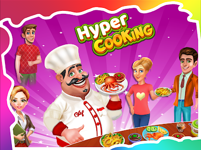 Cooking Life Madness: New free cooking games 2021 1