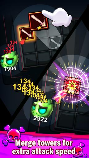 Merge Clash: TD Tower Defense Games  screenshots 6