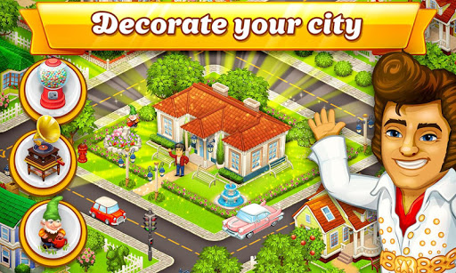 Cartoon City: farm to village. Build your home 1.77 screenshots 1