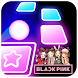 BLACK PINK Tiles Hop Ball - Neon EDM Rush - Androidアプリ