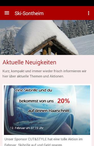 skischule sontheim screenshot 1