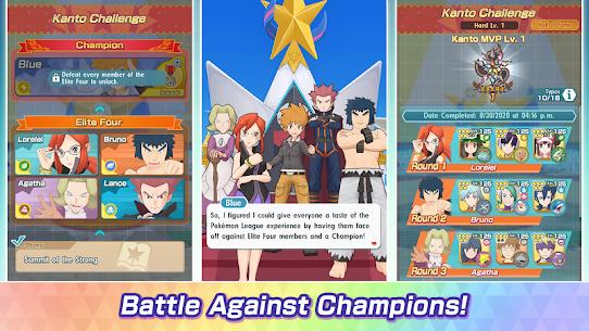 Pokémon Masters EX MOD Apk , (Unlimited Money/Gems) , *Latest Version* NEW 1