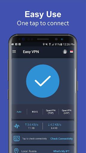 Easy VPN - Free VPN proxy, super VPN shield screen 2
