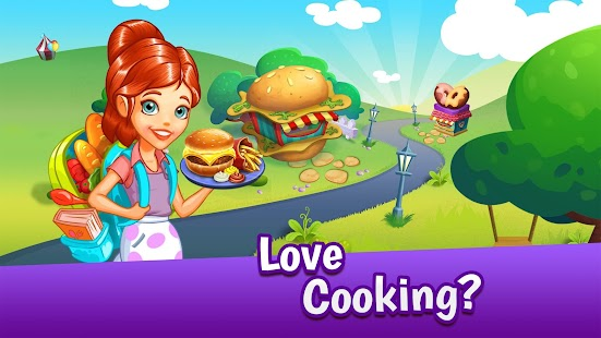 Cooking Tale - Food Games Screenshot