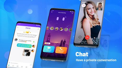 MICO: Make Friends, Live Chat and Go Live Stream apktram screenshots 5
