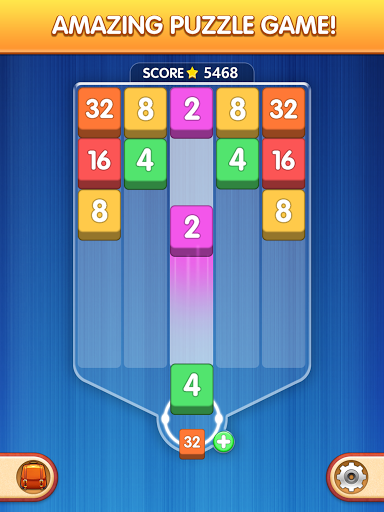 Number Tiles - Merge Puzzle  screenshots 5
