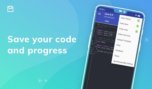 Online Compiler - Code on Mobile apktram screenshots 5