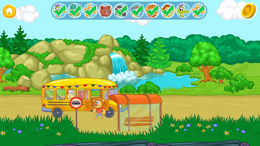 Kids bus  screenshots 8