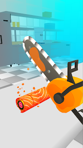 Sushi Roll 3D MOD (Unlimited Money) APK for Android 4