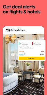 Tripadvisor Hotel, Flight