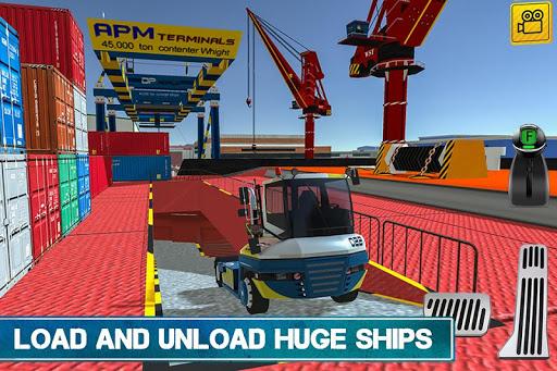 Cargo Crew: Port Truck Driver 1.2 screenshots 3