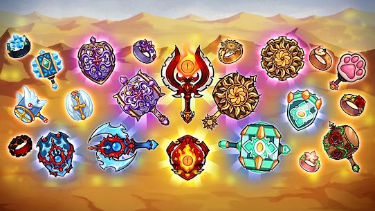 Hammer Hero – Idle RPG MOD APK 1.13 (Unlimited Diamond) 4