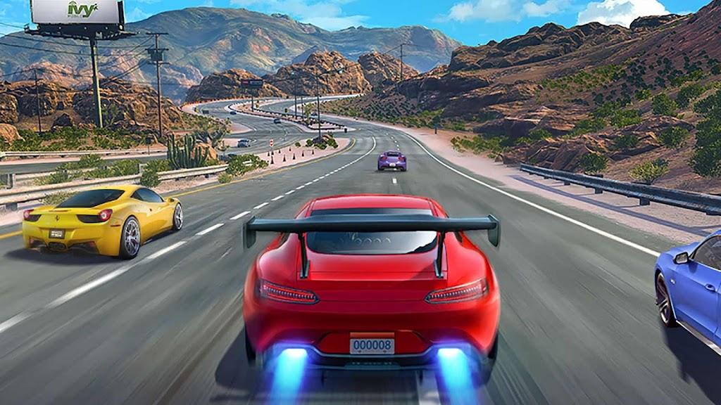Street Racing 3D poster 1