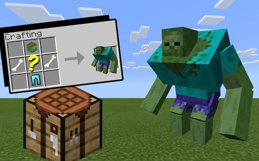 Mutant Creatures Mod for MCPE screenshots 2