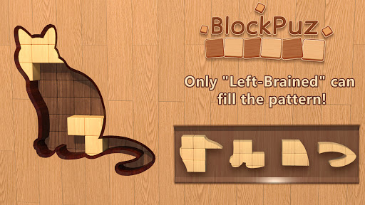 BlockPuz: Jigsaw Puzzles &Wood Block Puzzle Game  screenshots 1