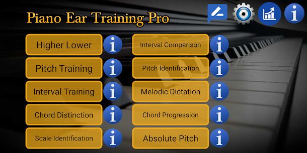 Download Piano Ear Training Pro – Ear TrainerMOD APK 1