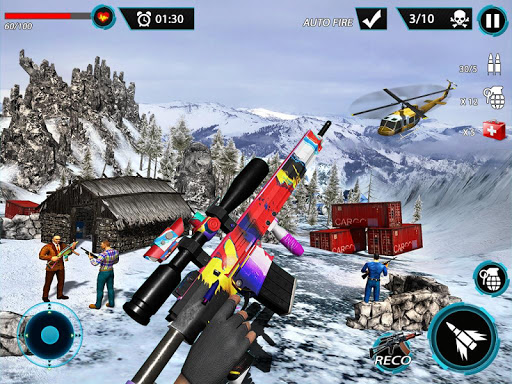 FPS Terrorist Secret Mission: Shooting Games 2020 2.1 screenshots 10