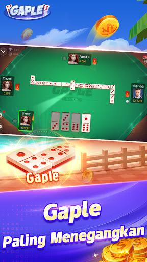 POP Gaple - Domino gaple Ceme BandarQQ Solt oline 1.15.0 screenshots 1