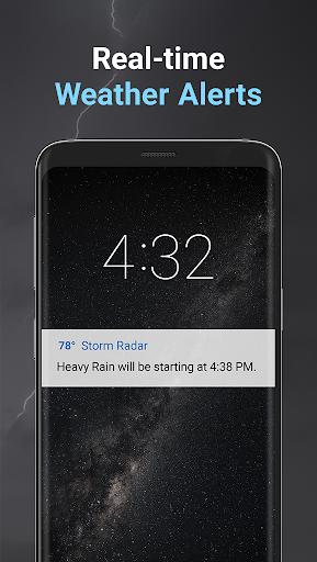Storm Radar: Hurricane Tracker, Live Maps & Alerts 2.2.3 Screenshots 4