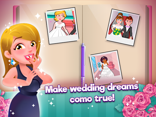 Ellie's Wedding Dash: A Wedding Game & Shop Bridal apkslow screenshots 10