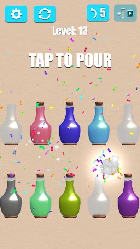 Water Sort: Liquid Puzzle 3D apkdebit screenshots 4