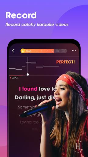 WeSing - Sing Karaoke & Free Videoke Recorder android2mod screenshots 2