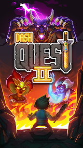 "Download Dash Quest 2 Action-Adventure Game ""Mission Hero 2"" Android Mod 5"