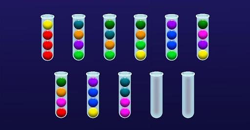 Ball Sort Puzzle - Sorting Puzzle Games  screenshots 8