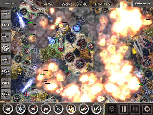 Defense Zone 3 HD 1.4.4 screenshots 14