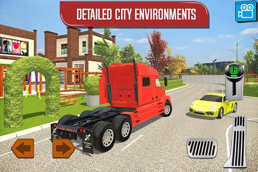 Delivery Truck Driver Simulator 1.1 screenshots 2