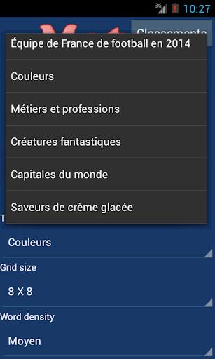 Mots Mu00ealu00e9s en Franu00e7ais 2.2020 screenshots 3