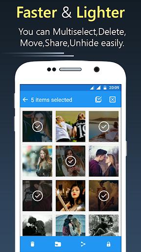 Photo Lock App - Hide Pictures & Videos 56.0 Screenshots 9