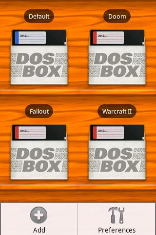 DosBox Manager For PC Windows (7, 8, 10, 10X) & Mac Computer Image Number- 5