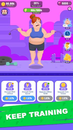 Calorie Killer-Keep Fit!  screenshots 2