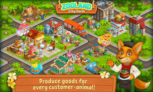 Farm Zoo: Happy Day in Animal Village and Pet City 1.40 Screenshots 6