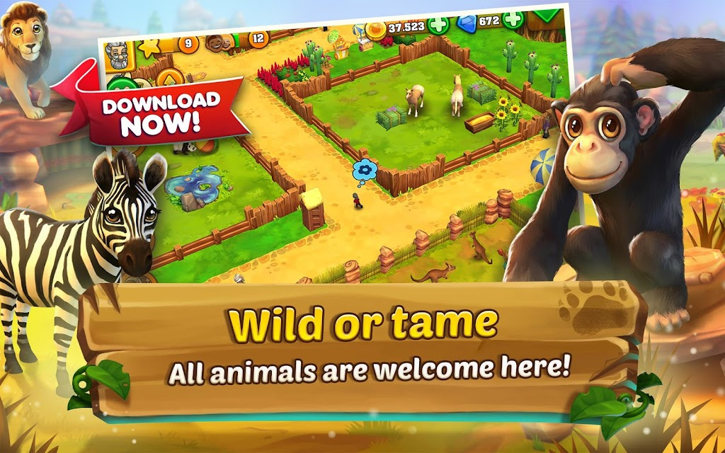 Zoo 2: Animal Park  poster 13