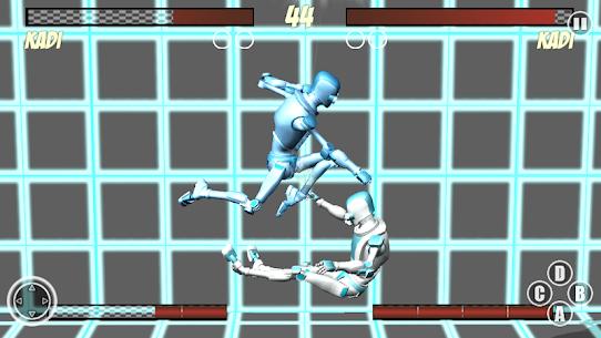Taken 5 – Fighting Game 4