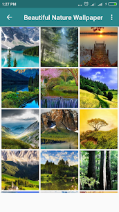 Nature Landscape Background – Mod + Data for Android 2