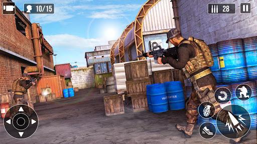 Army shooter Military Games : Real Commando Games 0.2.0 screenshots 3