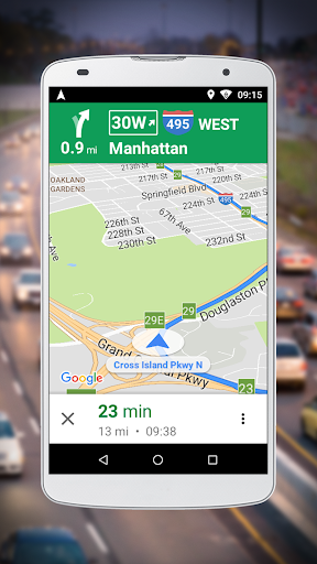 Navigation for Google Maps Go 10.30.3 Screenshots 1