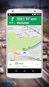 Navigation for Google Maps Go 1