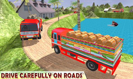 Indian Cargo Truck Driver Simulator 2020 1.18 screenshots 14
